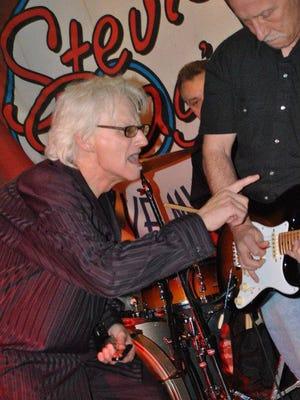Joey Gillispie was a howling harmonica player and a sharp dresser.