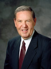 St. George native Elder Jeffrey R. Holland, of the