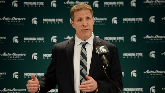 Danton Cole and the Michigan State hockey program announced five new signings for the 2017-18 recruiting class on Monday.