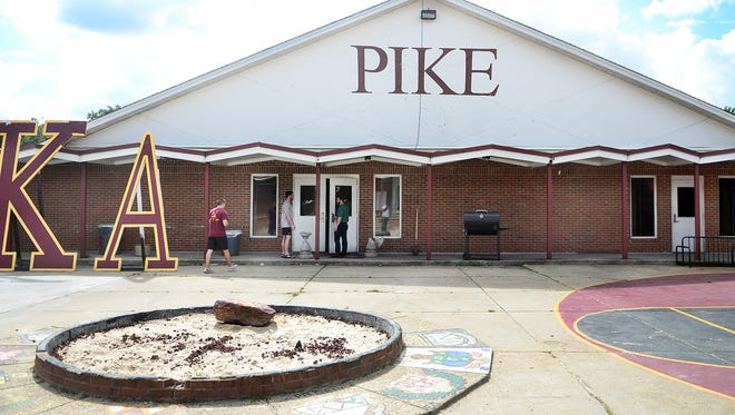 "The Delta Mu chapter of Pi Kappa Alpha ""PIKE"" fraternity has been placed on indefinite suspension by the University of Southern Mississippi due to the Hattiesburg Zoo flamingo theft case. Devin Nottis, 19, of Pascagoula has been charged with grand larceny. More charges could be filed as the investigation continues."