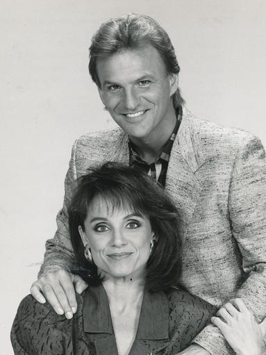 "Valerie Harper was fired from the sitcom ""Valerie"""