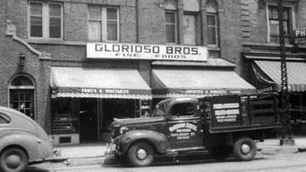 The original Glorioso's, at 1020 N. Brady St., opened in 1946.