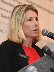 Robin Lois, challenger to incumbent Dutchess County