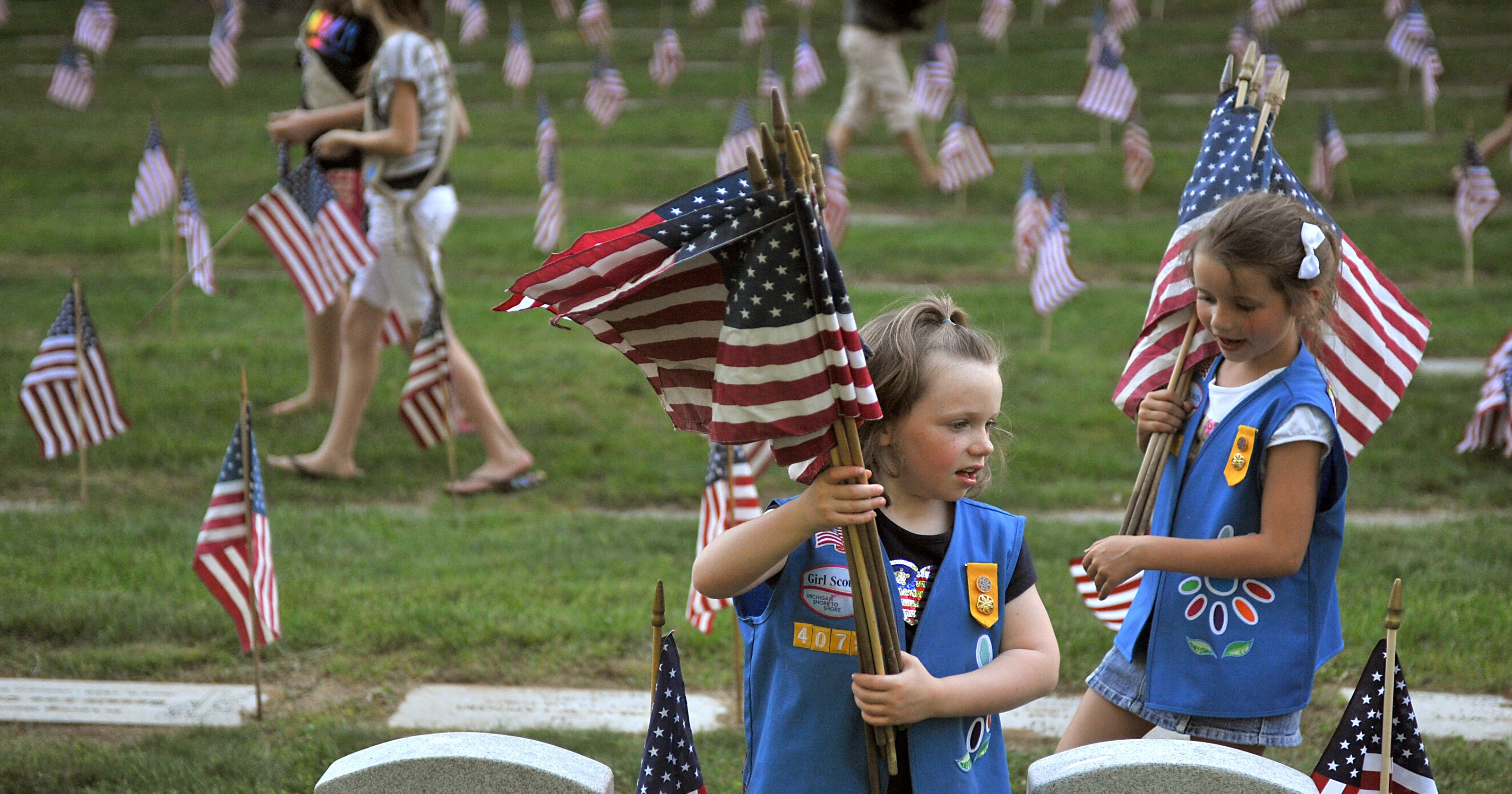 Girl Scouts: There's no need to let girls into Boy Scouts