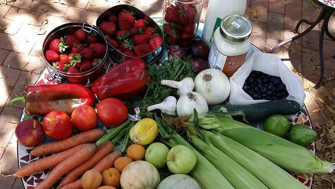 Farmers markets are great for you the shopper, and fantastic for the farms you're buying from.