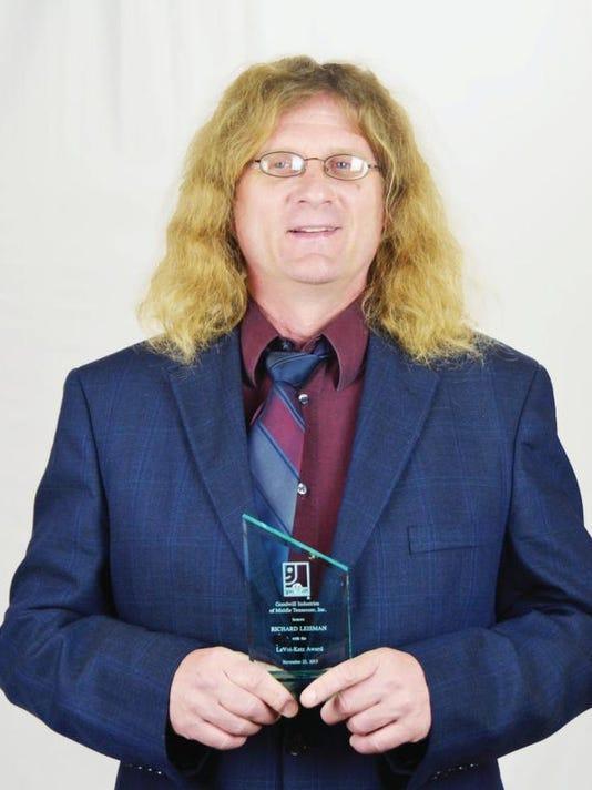 Awards - Richard Leisman - LaVoi-Katz.JPG