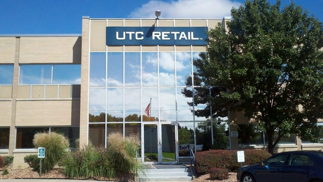 UTC Retail's buiding in Victor.