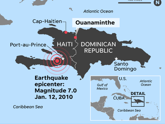 Haiti. earthquake