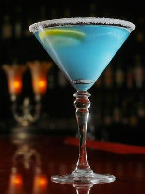 ARTini will feature signature martinis, live music and visual art. It will be held at 7 p.m. Saturday at Horseshoe Casino & Hotel. Gannett Filename: FD BONDMARTINI 112106 4Description: FD-BONDMARTINI -- A Blue Sky martini, as mixed in Indianapolis on Nov. 3, 2006, by Nicky Blaine's bartender Brian Nolan. (Gannett News Service, Rob Goebel/Indianapolis Star)Object name: FD BONDMARTINI 112106Credit: GNS