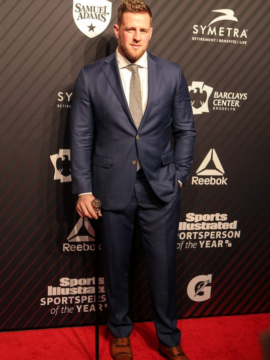 USP NEWS: SI SPORTSPERSON OF THE YEAR-RED CARPET S OTH USA NY