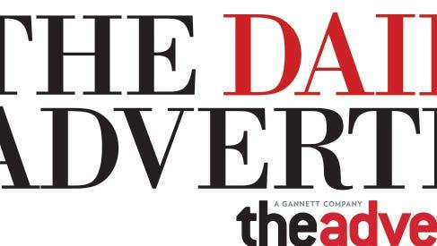 The Daily Advertiser logo.