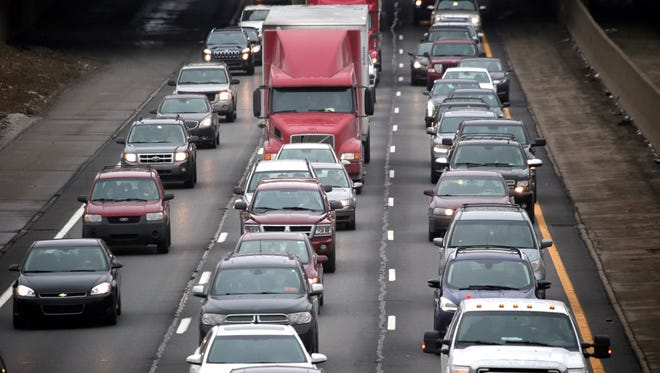 Big backups and bottlenecks are expected daily, starting Thursday, on WB I-696 near I-76 in Royal Oak,  on SB I-75 at Coolidge in Troy and on SB Telegraph Road at Hickory Grove in Bloomfield Township.