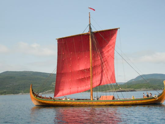 The Draken Harald Harfagre is the first ship announced