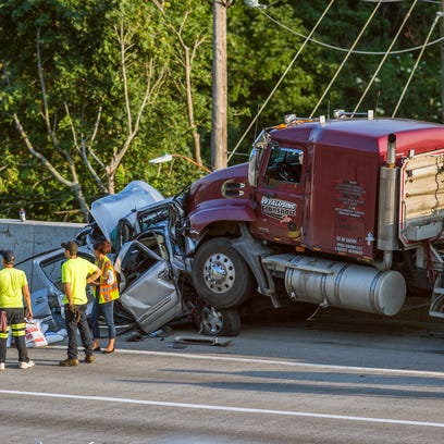Video: Major crash on Route 17