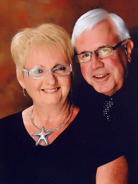 Jim and Brenda Orebaugh