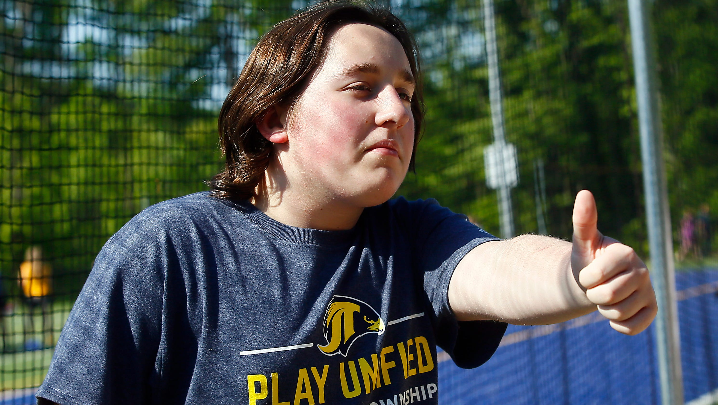 Competition, celebration blend at Special Olympics Unified NJAC track and field Championships