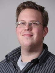 Zach Berg, arts, dining and entertainment reporter for the Iowa City Press-Citizen
