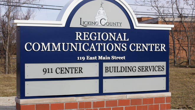 Licking County Regional Communications Center.