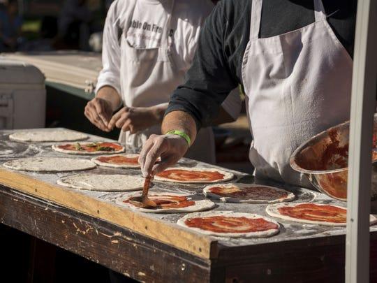 The Phoenix Pizza Festival returns Nov. 19 to Hance