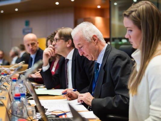 Guy Verhofstadt, Gilles de Kerchove, Verity Harding