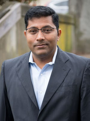 Srinivas Challagundla, the owner of a Best in Class franchise.