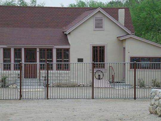 Henry Wickenburg House (1900)