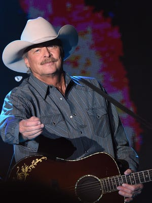 Alan Jackson brings his Honky Tonk Highway Tour to the Resch Center on Friday night.