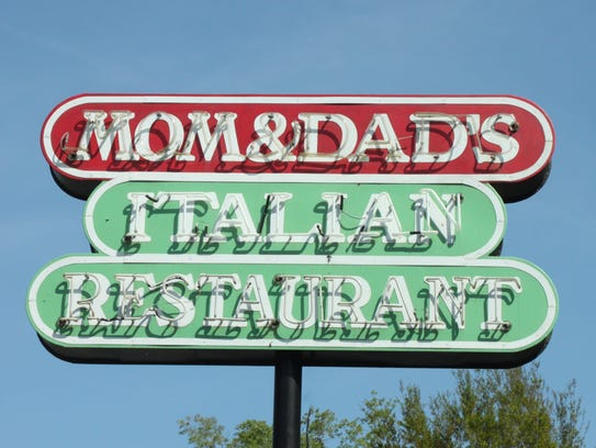 Mom and Dad's Italian Restaurant is planning to open