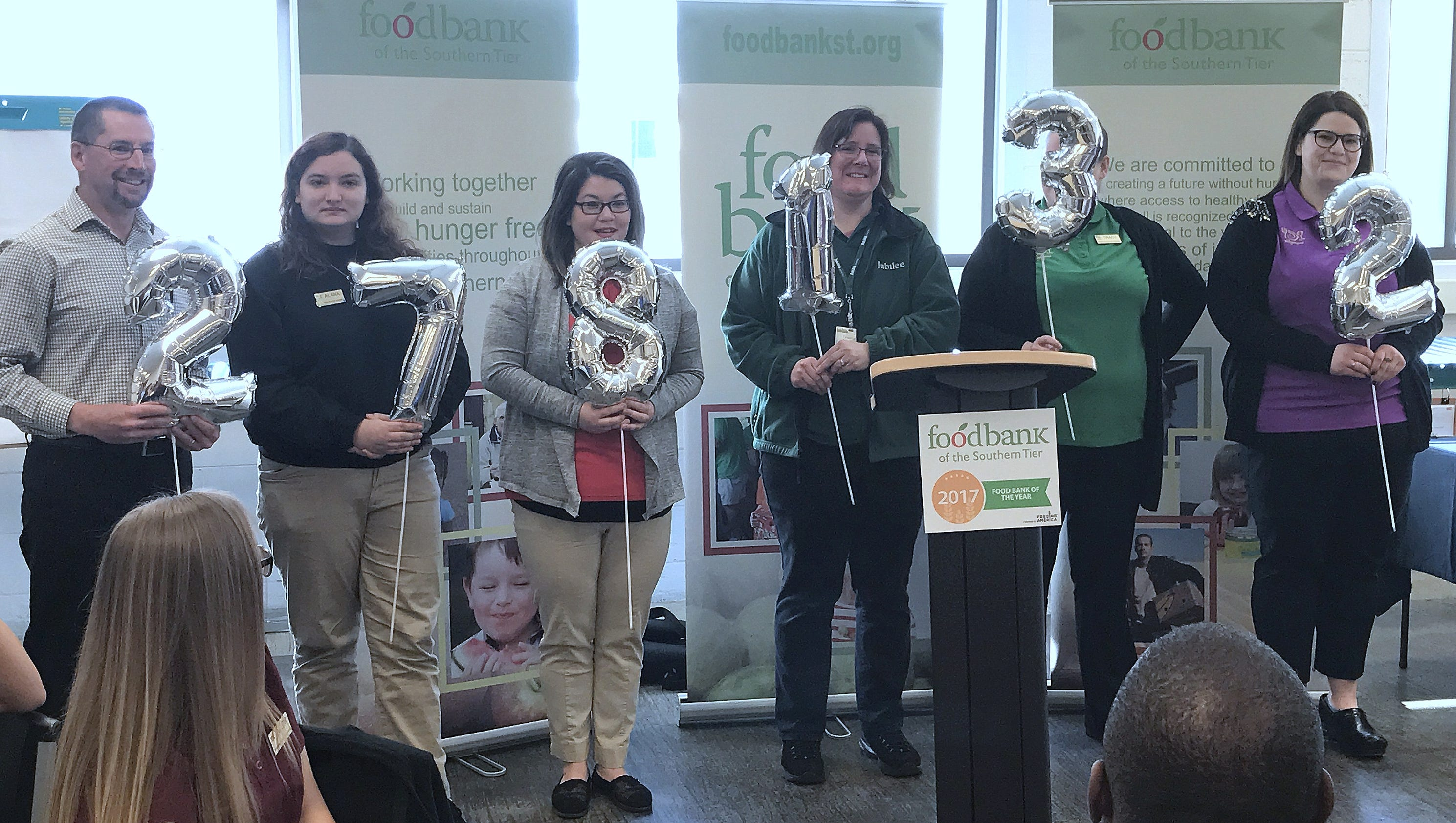 Food Bank Of The Southern Tier Announces Check Out Hunger