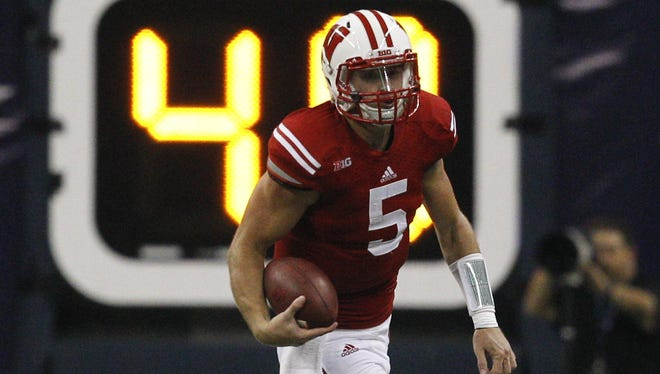 Wisconsin quarterback Tanner McEvoy will lead the No. 18 Badgers against Western Illinois in Saturday's home opener.