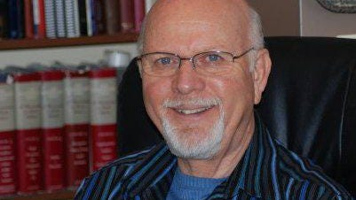 Rev. Alden Sproull recently had a book of poems, inspired by his work with cancer patients, published.