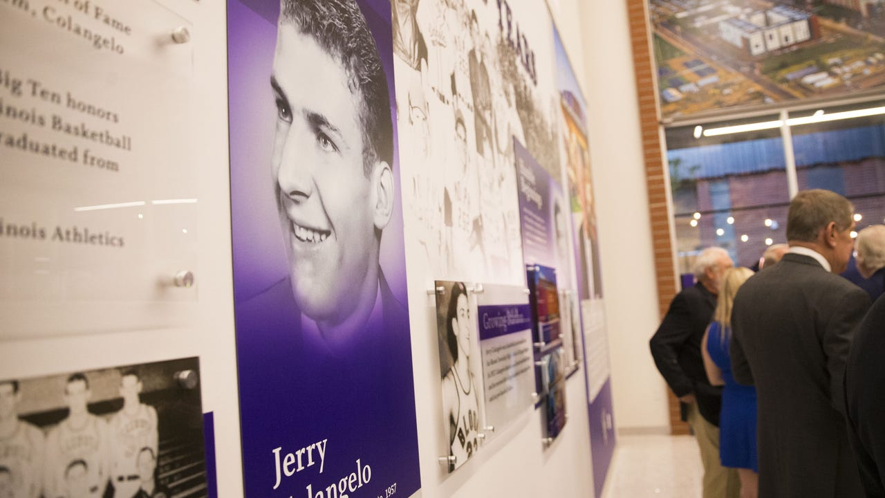 Valley icon Jerry Colangelo was given his own museum at Grand Canyon University