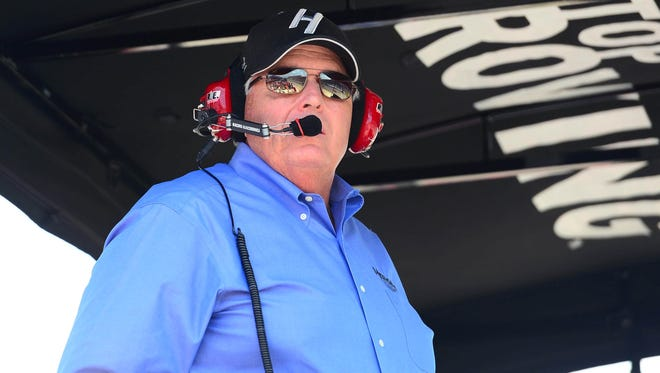 NASCAR team owner Rick Hendrick, who has won 11 Sprint Cup championships, is among the owners in the new Race Team Alliance.