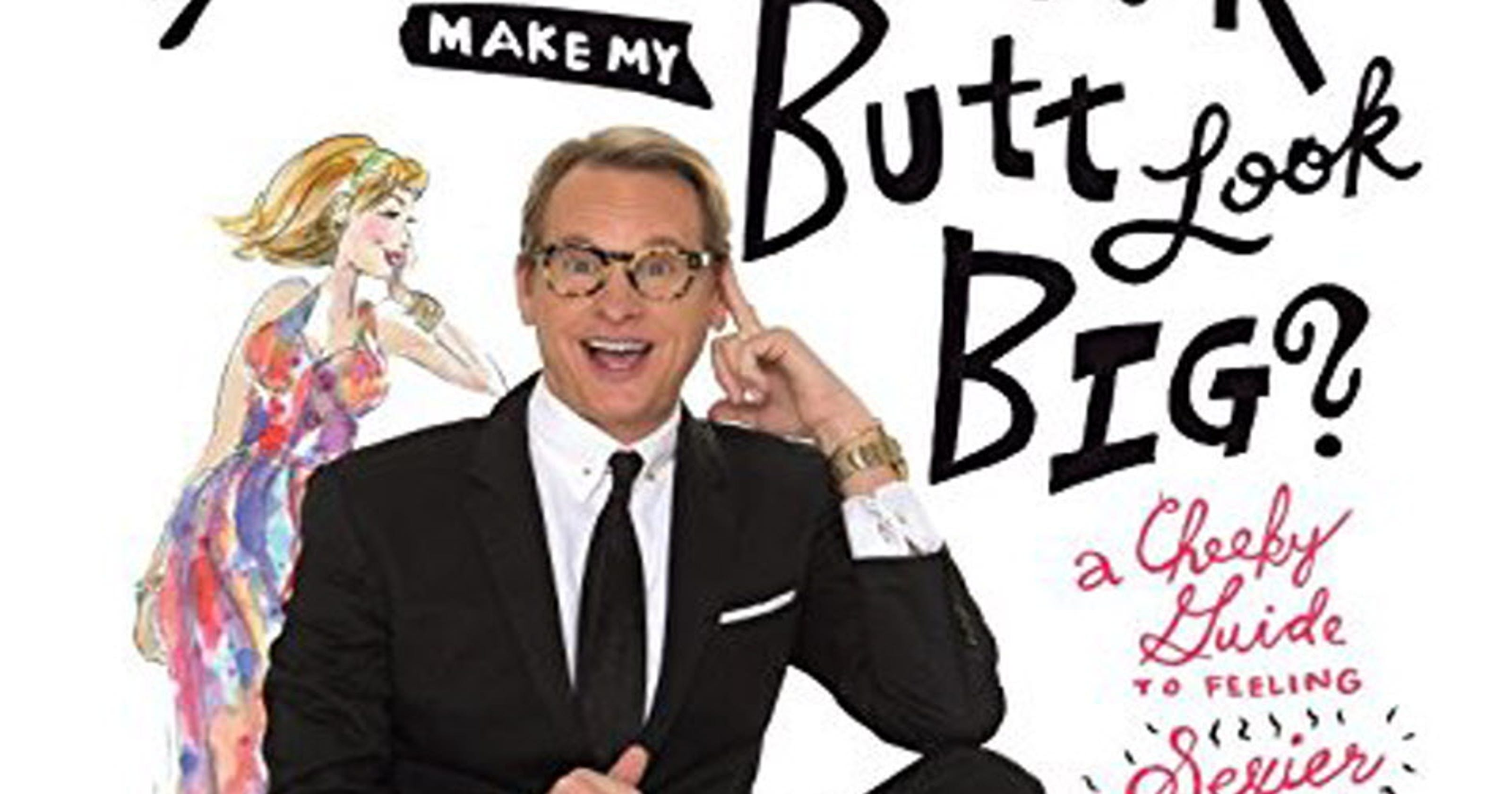 ea7be14d3de Carson Kressley to talk about new book in Ridgewood Oct. 12