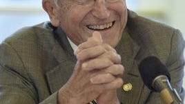 Dr. Stanley Marshall from Democrat file photos in 2005