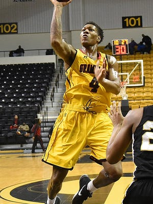 The Grambling men's basketball team had an average attendance of 708 during the 2016 season, up from last year's Division I worst mark of 305.