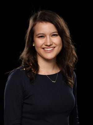 Elisa Joy Chodan is one of four Bob Jones University students who advanced to the semifinals of the National Student Auditions sponsored by the South Carolina District of the National Association of Teachers of Singing.