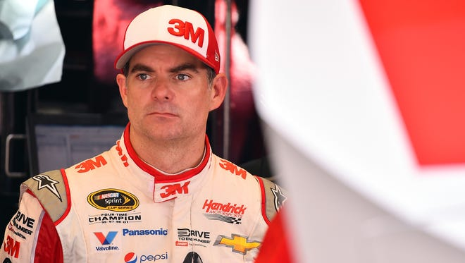 With seven victories, Jeff Gordon is the active wins leader at Darlington Racewway.
