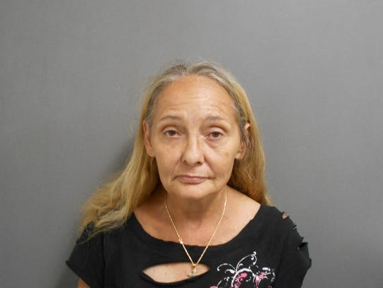 On Sept. 6, Ruby Elizabeth Gray, 55, was arrested on
