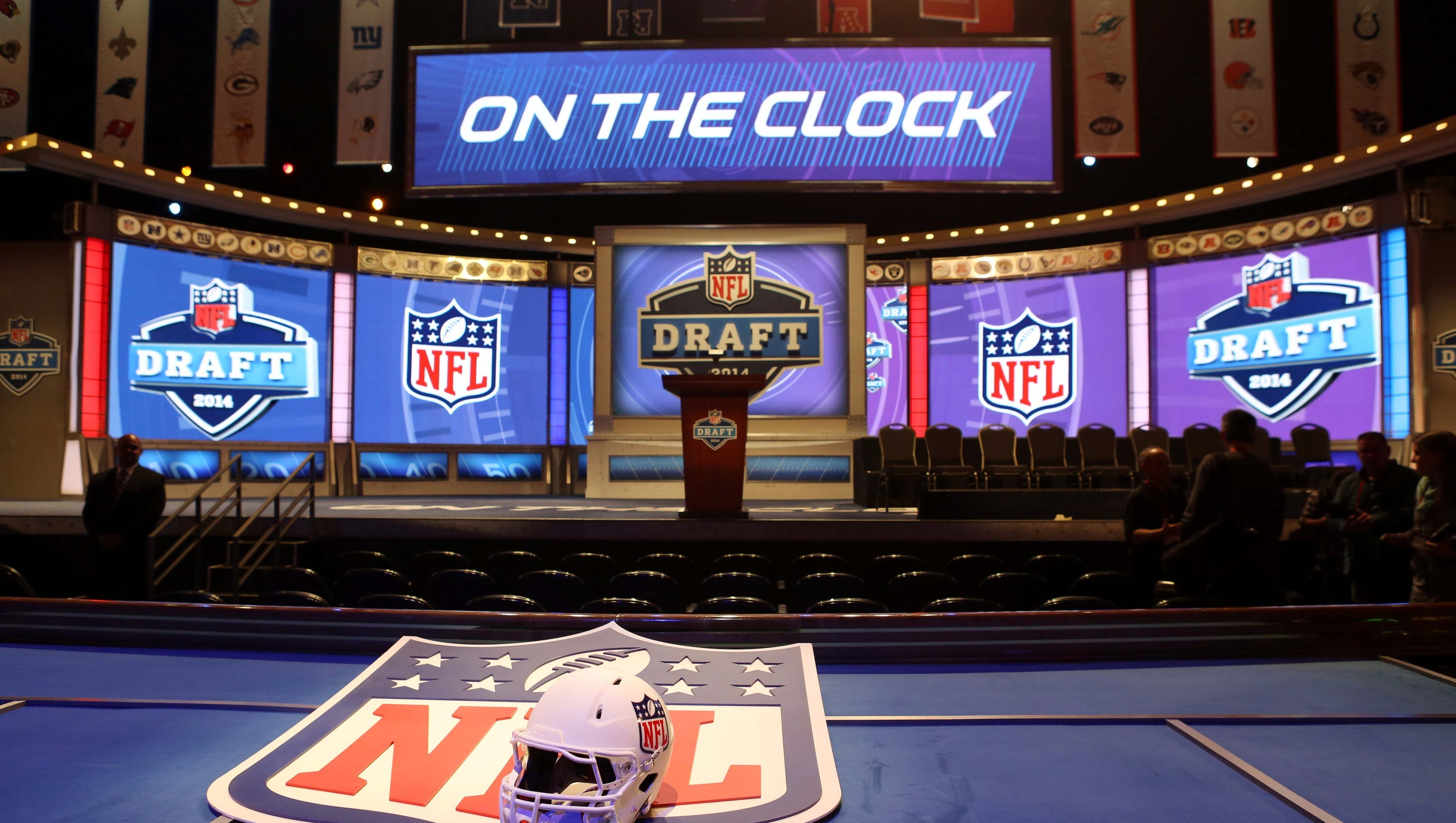 2017 NFL draft coverage hub: Catch up on stories, rankings ...
