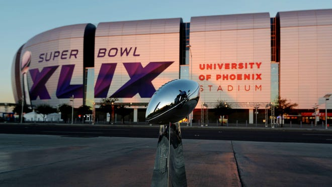 Kent Somers breaks down the Super Bowl XLIX matchup between the Seattle Seahawks and the New England Patriots and gives his prediction.