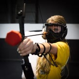Want to shoot arrows at your friends? There's a place for that in West Chester