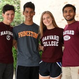 Ivy League bound Clifton High School students