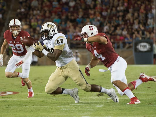 NCAA Football: Central Florida at Stanford