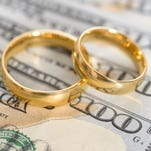 Some same-sex married couples may discover that Social Security benefits that were once tax-free are taxable due to required hitting income thresholds.
