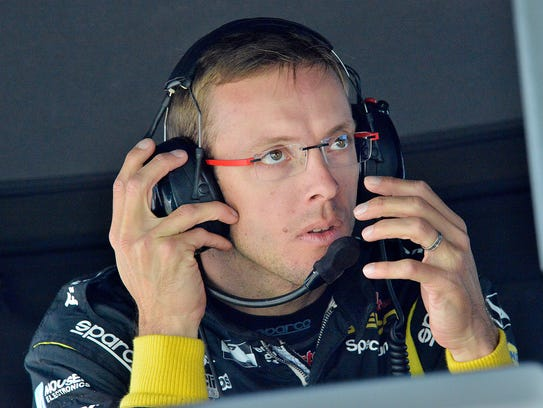 Dale Coyne Racing with Vassar-Sullivan IndyCar driver