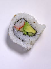 AJ's Fine Foods – California roll Wednesday, April