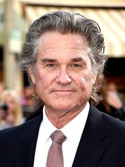 "Kurt Russell attends the premiere of ""Snatched"" on May 10, 2017, in Westwood, Calif."