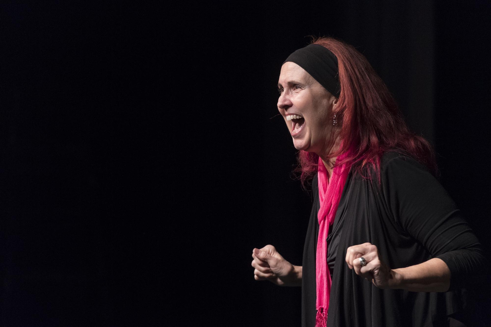 The vagina monologues next dc performance