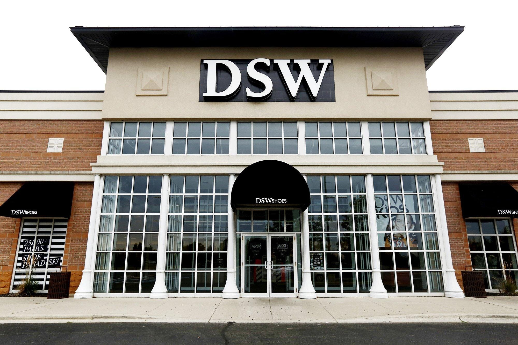 DSW parent eliminates more than 1,000